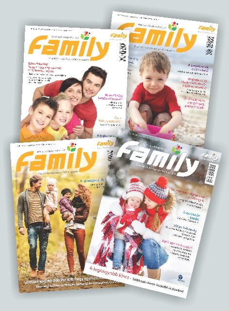 f963659c82 A Family magazin a Harmat Kiadó családi és párkapcsolati magazinja.